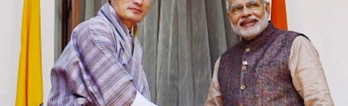 narendra-modi-with-tshering-tobgay
